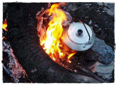Campfire Ban Lifted