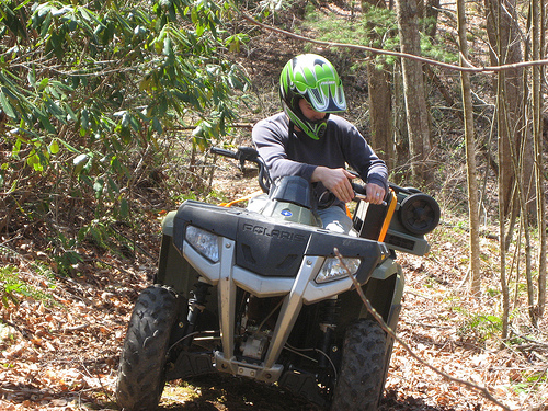 Off-Road Vehicles Allowed in Backcountry