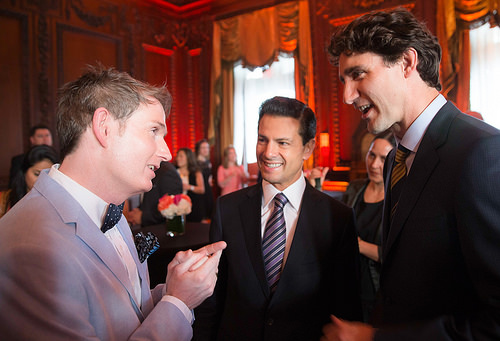Trudeau-Washington Visit