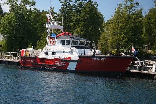 Coast Guard Funding