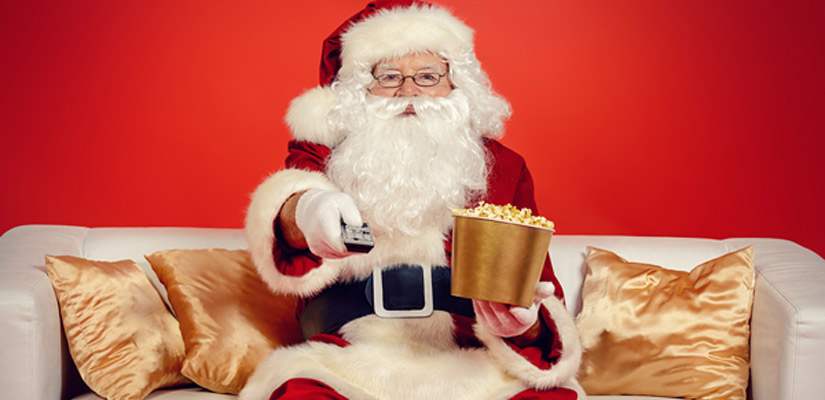 What's Santa Watching Contest