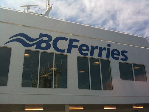 BC Ferries Design