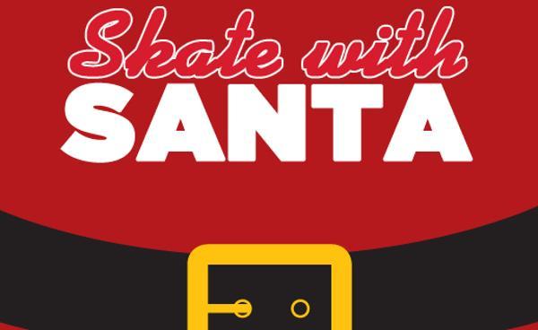 Win a Skating Party with Santa