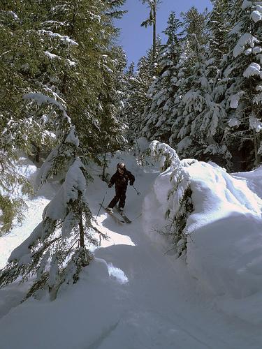 Mount Washington-Snow