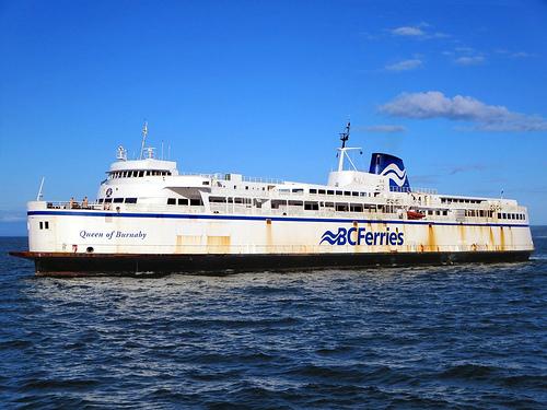 BC Ferries' Auction