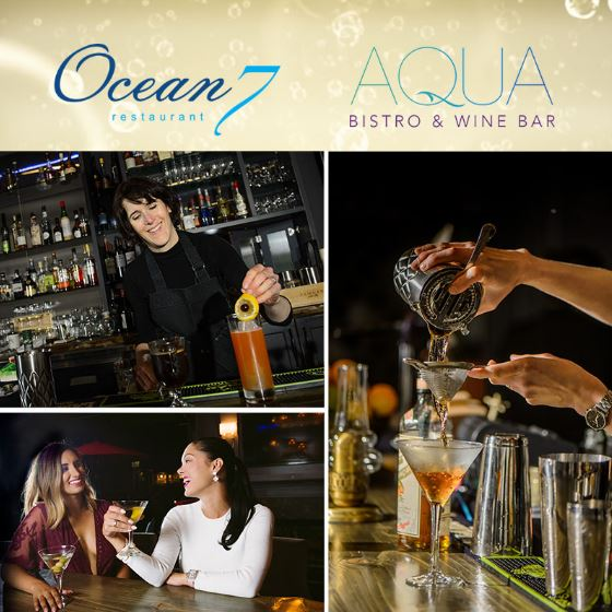 Win Ocean 7 Restaurant Gift Certificate