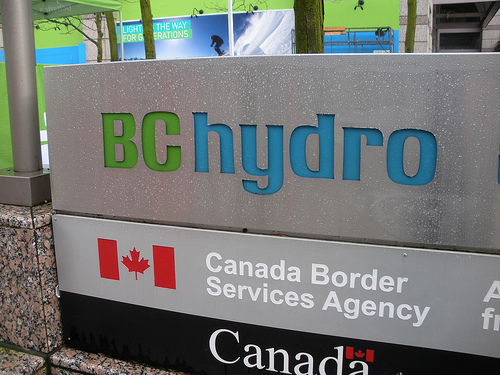 BC Hydro Rate Increase