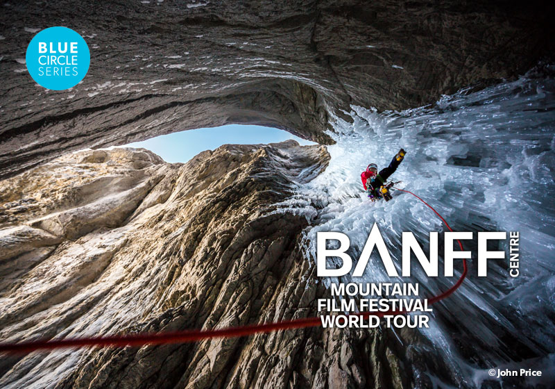 Win tickets to Banff Mountain Film Festival World Tour