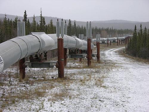 BC Pipeline Dispute