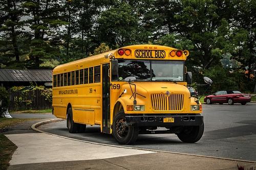 Pay Increase Coming For New London School Bus Drivers
