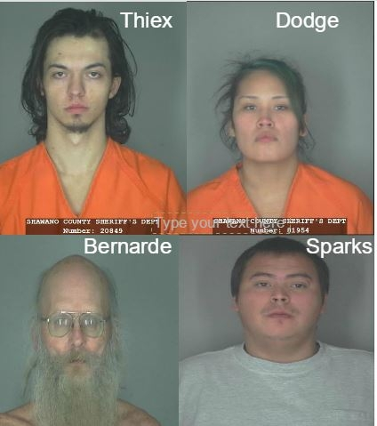 Shawano County Theft Suspects Appear In Court