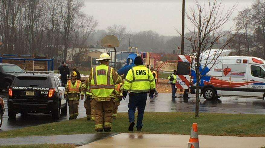 Emergency Crews Practice Active Shooter Response In Bonduel