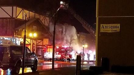 Burned Buildings in Clintonville Were Not Insured