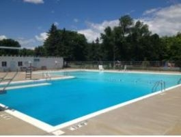 City Of Clintonville Collects Final Insurance Payment For City Pool