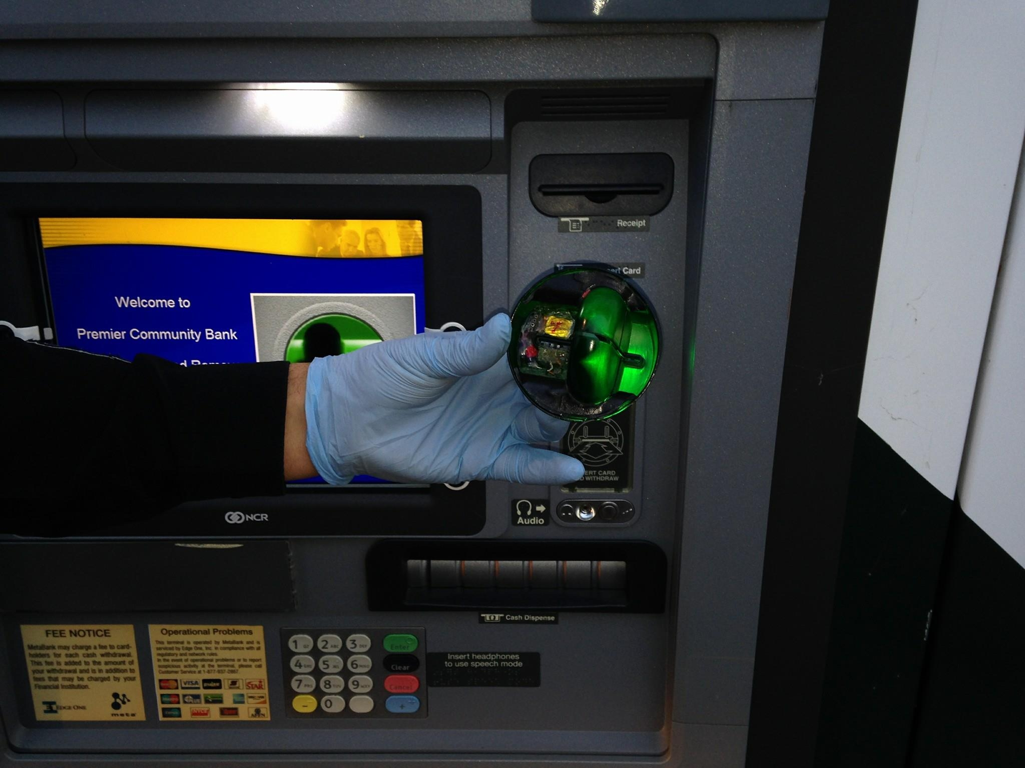 Shawano Police Department Investigates Credit Card Skimmers