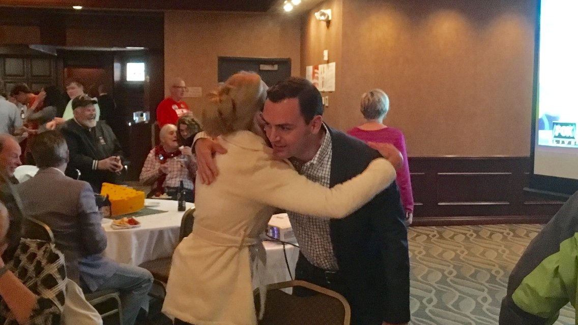 Gallagher Is Humbled By Congressional Win