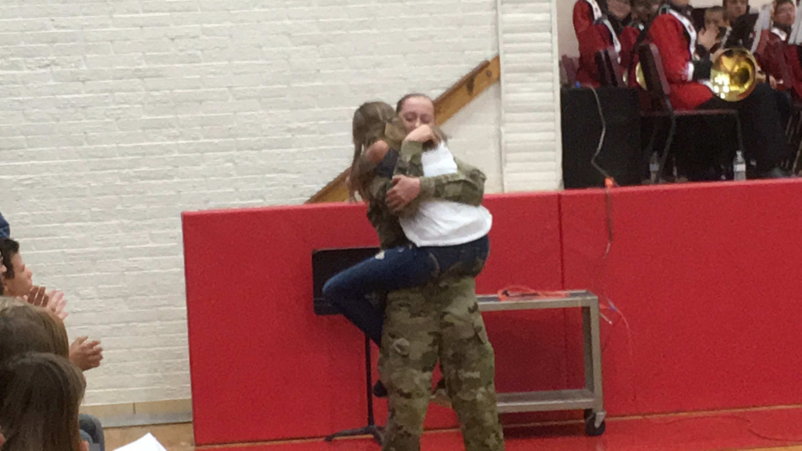 A Veteran's Day Surprise For Shawano Student