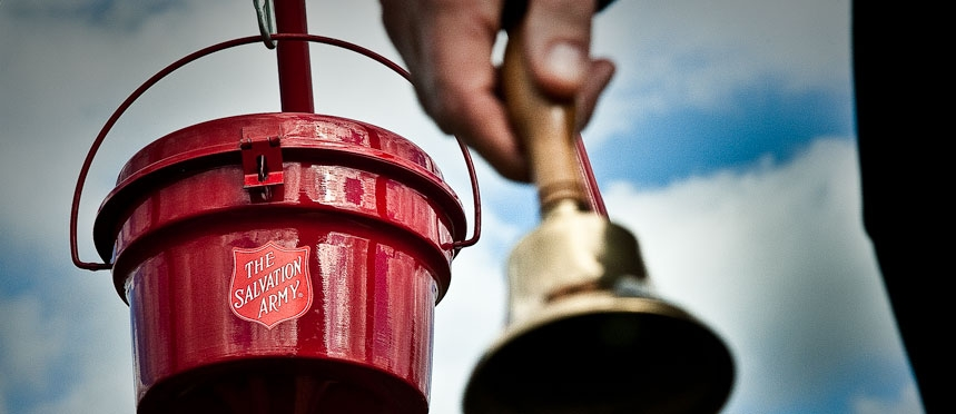 Volunteers Needed For Salvation Army's Red Kettle Campaign