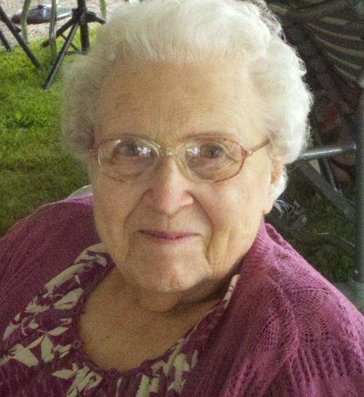 Lila V. Lendved