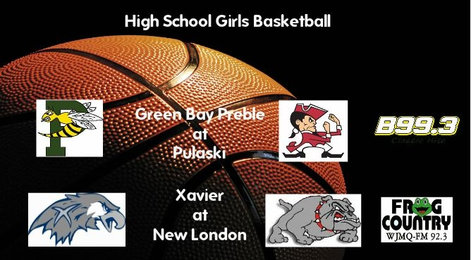 High School Girls Basketball Broadcasts: December 9, 2016