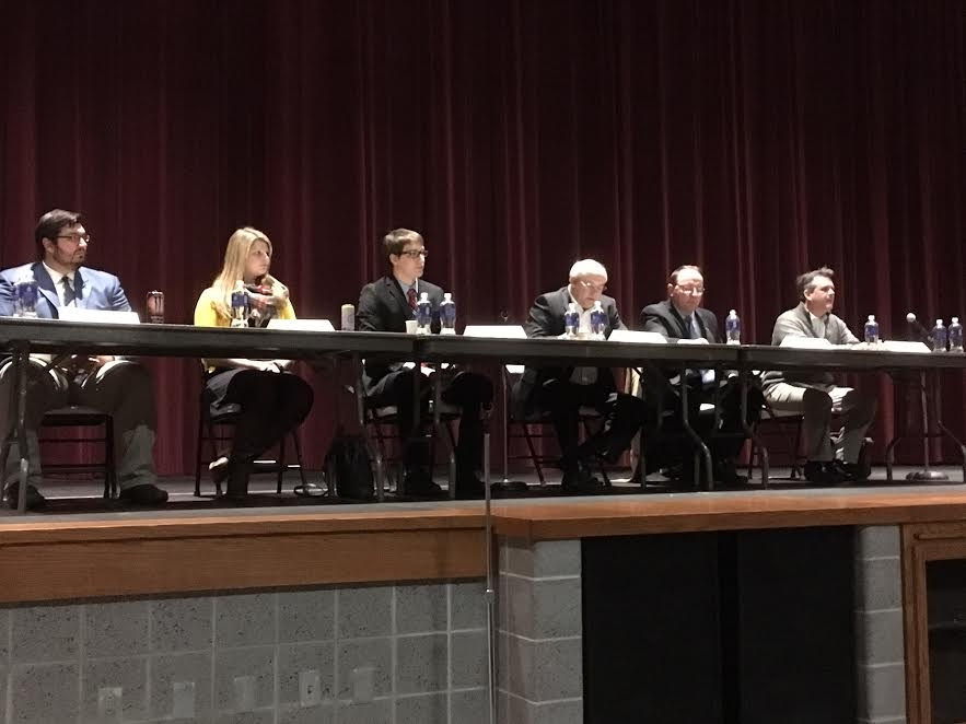 Pulaski High School Legislative Forum Addresses Challenges Facing Education