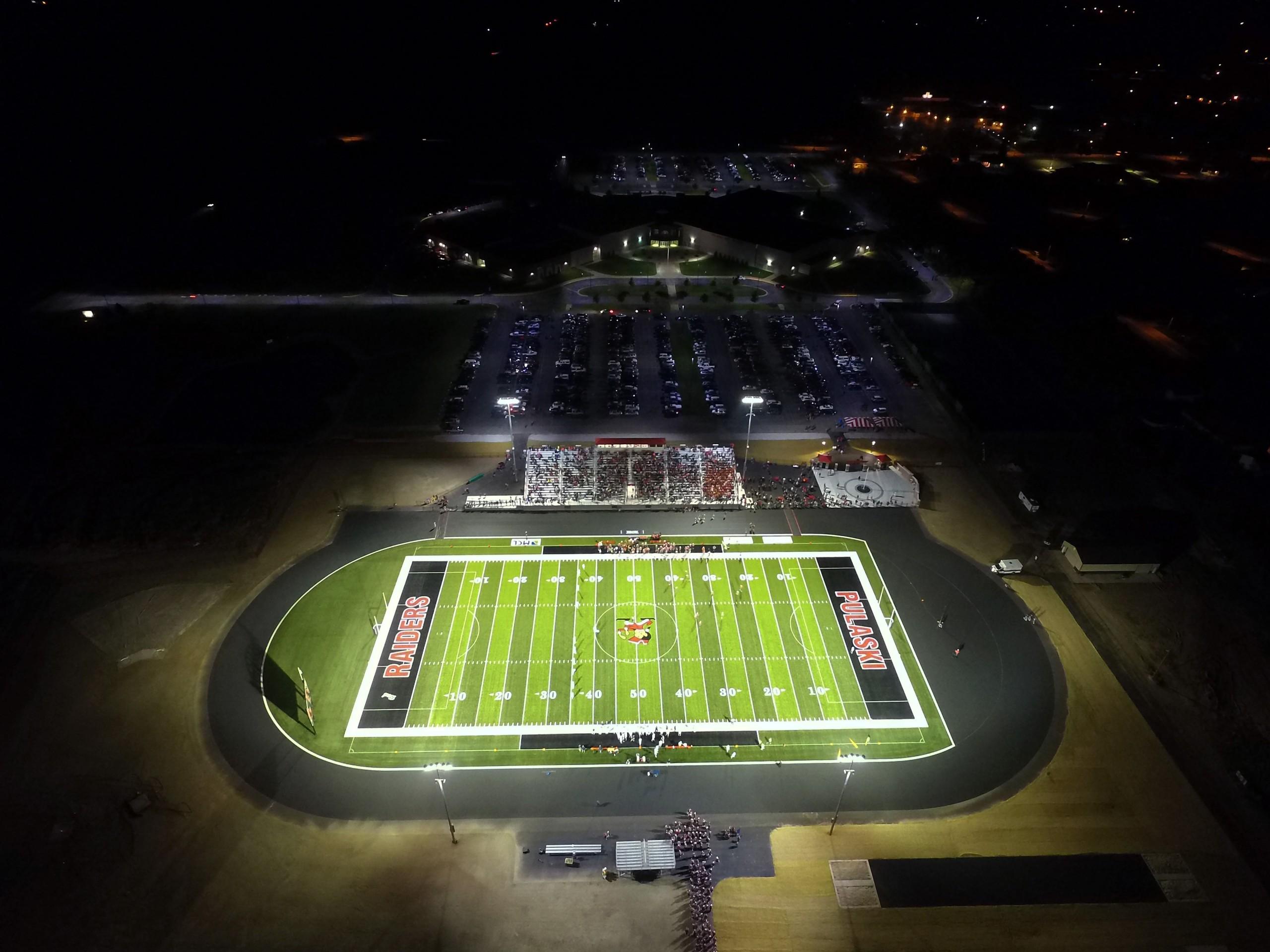 Pulaski Field Of Dreams Moves Into Phase II
