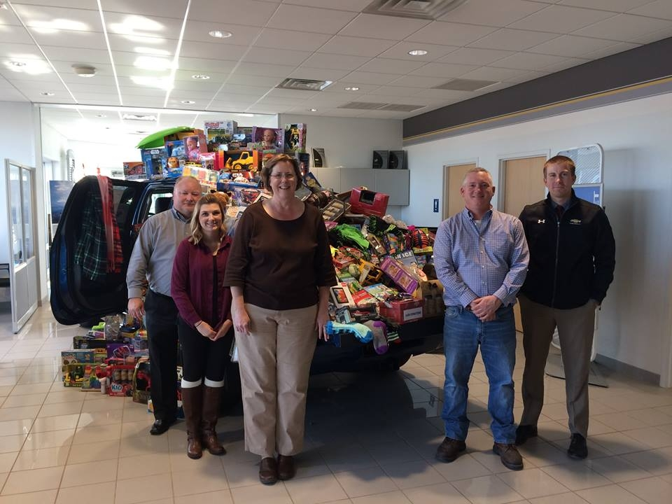 Plach Automotive Toy Drive Continues to Grow