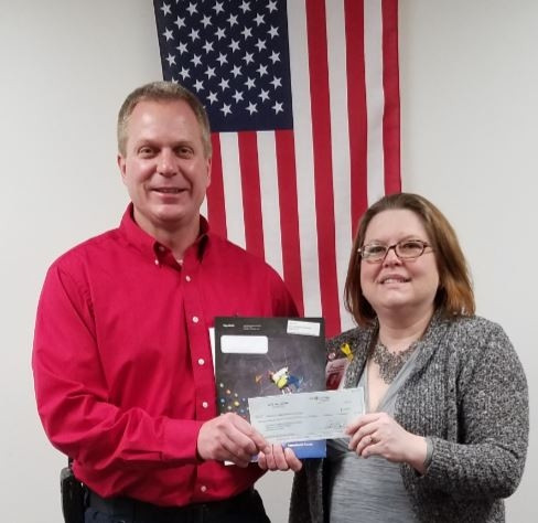 Shawano Community Middle School Receives Grant