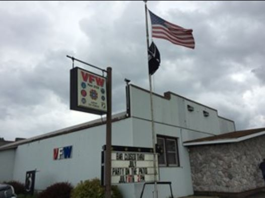 New London VFW Building Closes For Good