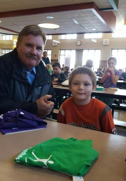 "Big Brothers Big Sisters, Shawano PD Team Up For ""Bigs in Blue"" Program"