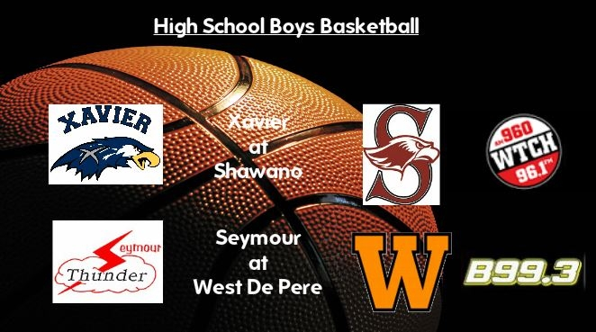 High School Boys Basketball Broadcasts: Friday, Jan. 27