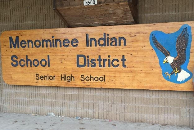 Menominee Indian Farm To School Continues To Grow