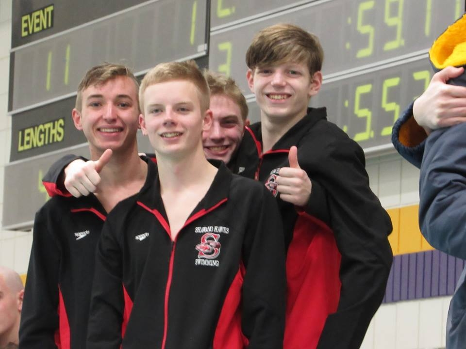 Five Shawano Swimmers Are State Bound