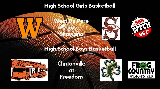 High School Basketball Broadcasts: Thursday, Feb. 2