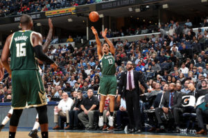 Brogdon powers Bucks past Celtics