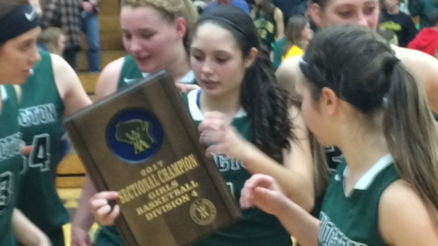 Shiocton Girls Embracing The Underdog Roll
