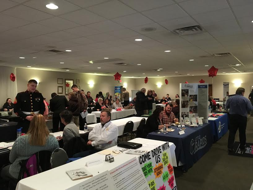 Employers and job seekers come together at annual job fair in Shawano