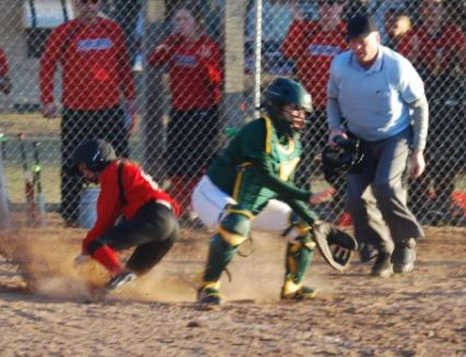 High School Softball: Shawano victorious in extra innings, New London falls in opener (video)