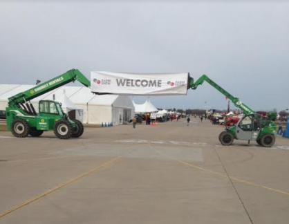 WPS Farm Show Completes Day 2