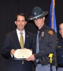 Wisconsin State Patrol trooper killed in Sauk County crash