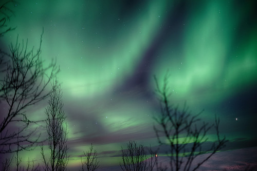 Northern Lights Could Put On A Show Monday