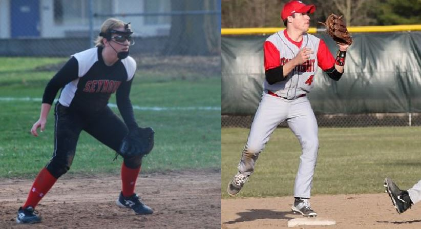 Athletes of the Week: April 3 - April 8