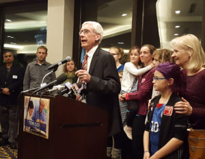Evers defeats Holtz in state superintendent race
