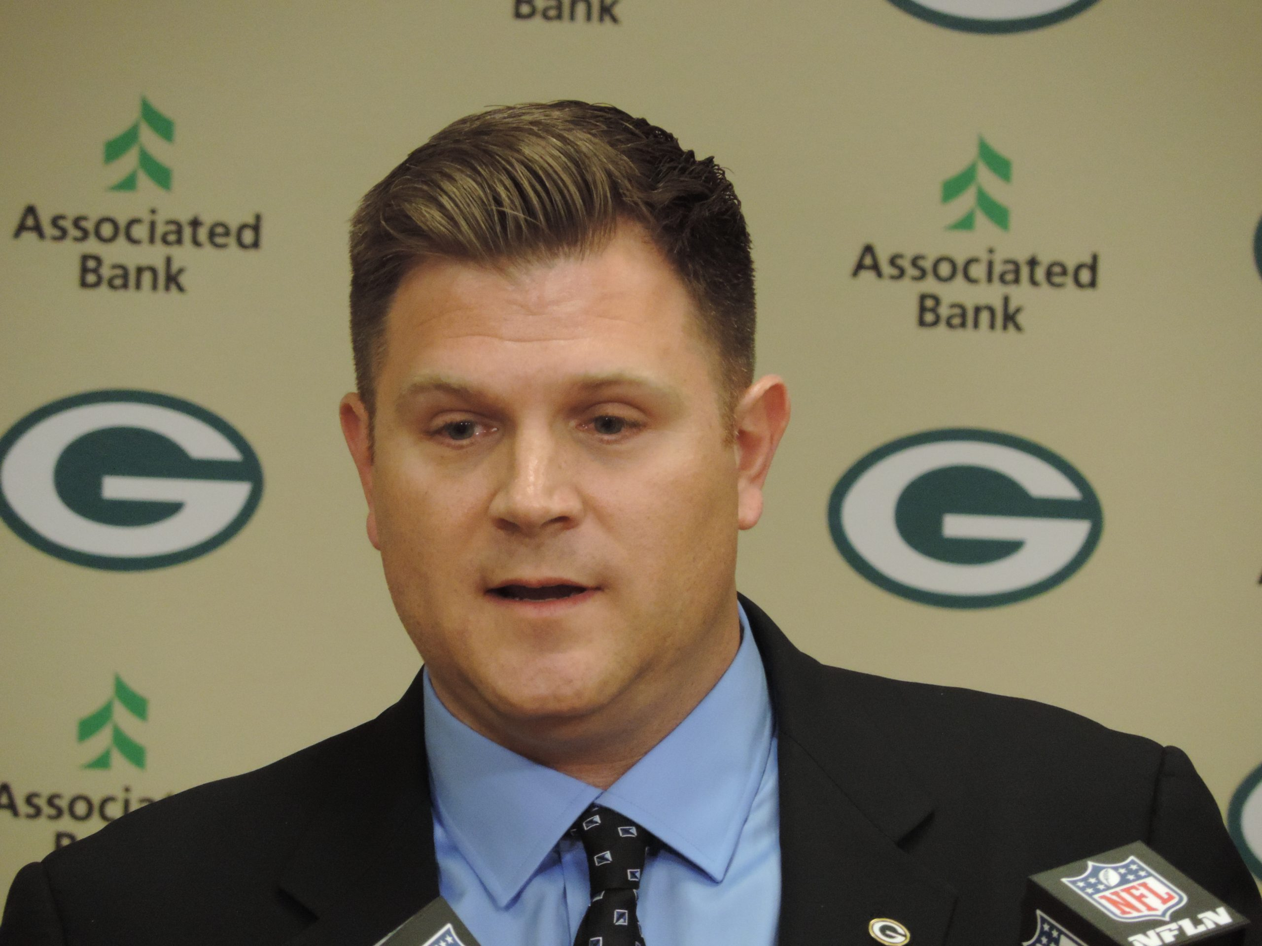 Gutekunst interviews with Buffalo