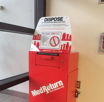 Cocaine found in Green Bay prescription drug drop box