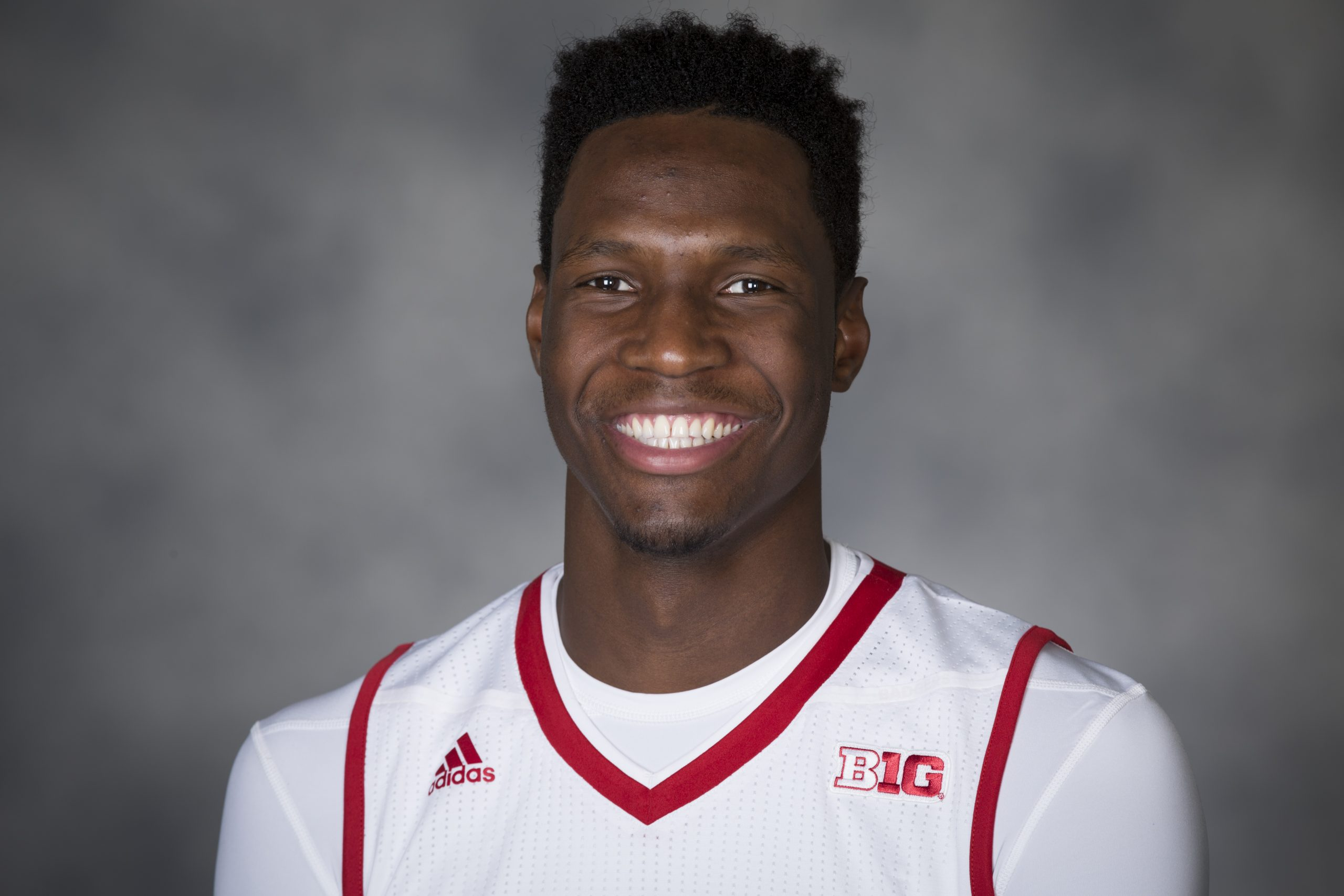 Wisconsin's Hayes working out for the Bucks today