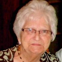 Alma Mathilda Viola (Knitt) Krueger