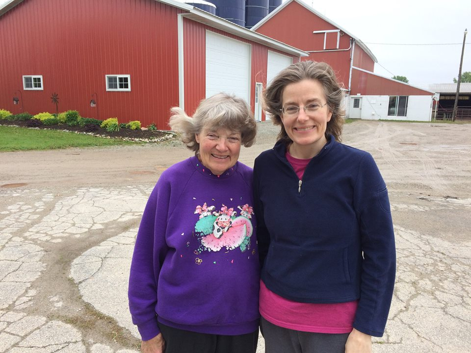 June Dairy Month Farm Stop: J Springs farm has strong woman influence