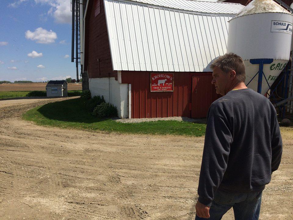 June Dairy Month Farm Stop: Krohlow Farm still retains small farm feel
