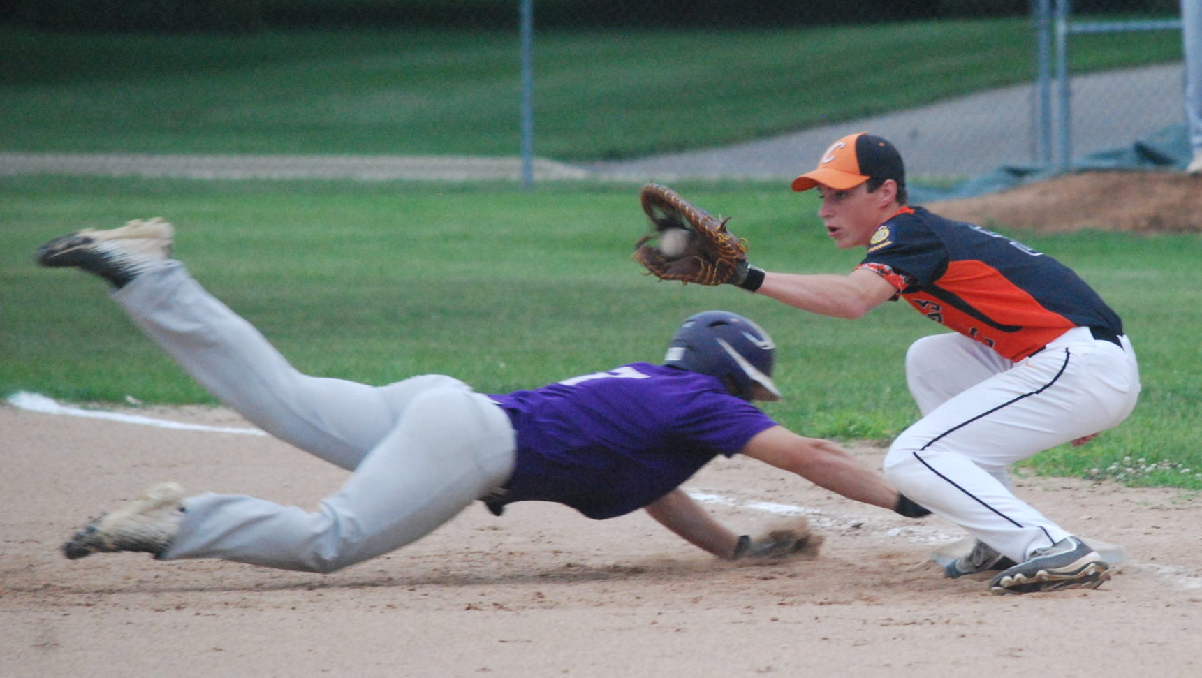 Legion Baseball: Clintonville shut down by Niagara in regional opener